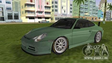 Porsche GT3 Cup 996 pour GTA Vice City
