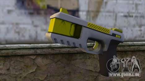 Stun Gun from GTA 5 für GTA San Andreas