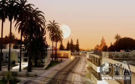 Graphical shell for SA pour GTA San Andreas sixième écran