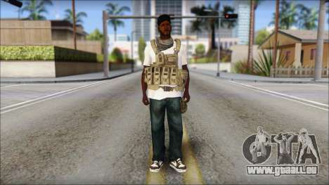 Sweet Mercenario für GTA San Andreas zweiten Screenshot