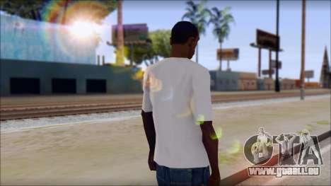 Anarchy T-Shirt v3 für GTA San Andreas zweiten Screenshot