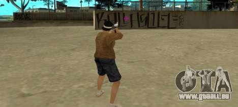 Nouvelle vue pour GTA San Andreas