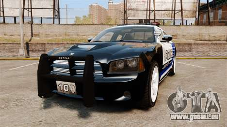Dodge Charger SRT8 2010 [ELS] für GTA 4