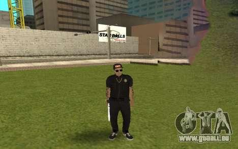 Swag Police für GTA San Andreas fünften Screenshot