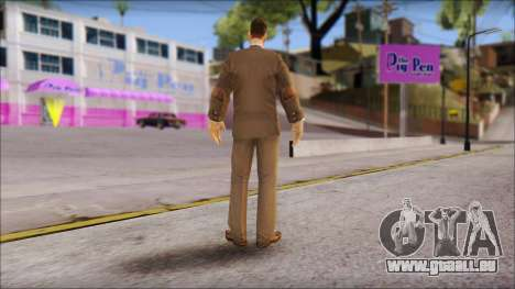 Dr. Crabblesnitch from Bully Scholarship Edition für GTA San Andreas dritten Screenshot
