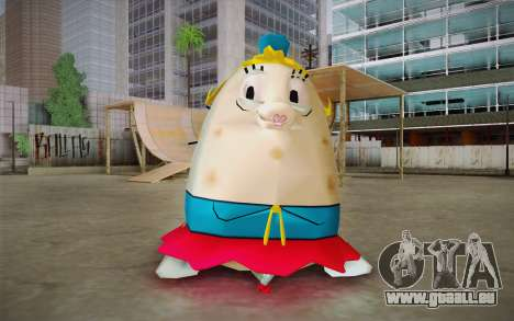 Mrs. Puff from Sponge Bob pour GTA San Andreas