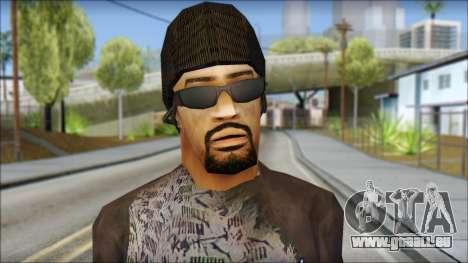 Street Gangster pour GTA San Andreas troisième écran