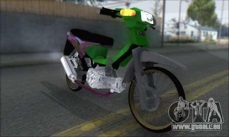 Kawasaki Kaze R für GTA San Andreas