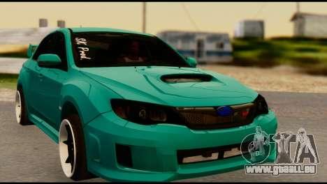 Subaru Impreza Stance Works für GTA San Andreas