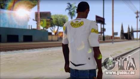 Colo Colo 09 T-Shirt pour GTA San Andreas deuxième écran