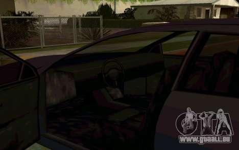 HSV VT GTS pour GTA San Andreas vue de droite