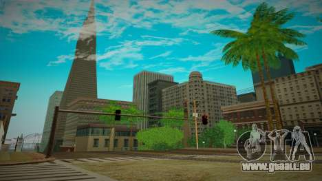 ENBSeries pour un PC puissant pour GTA San Andreas