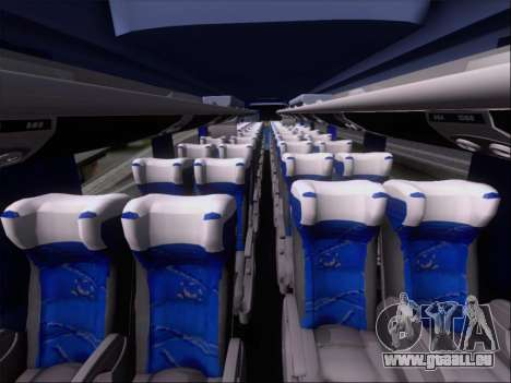 Marcopolo Paradiso 1200 Harapan Jaya für GTA San Andreas Unteransicht
