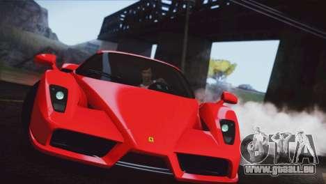 Ferrari Enzo 2002 für GTA San Andreas rechten Ansicht