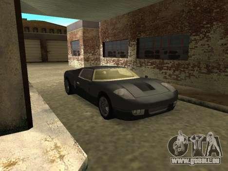 Freeze Root pour GTA San Andreas troisième écran