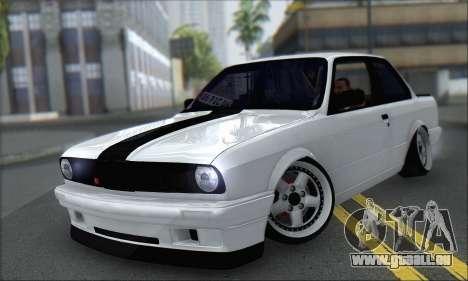 BMW M3 E30 pour GTA San Andreas