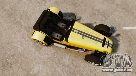 Caterham Seven 620 R pour GTA 4 est un droit