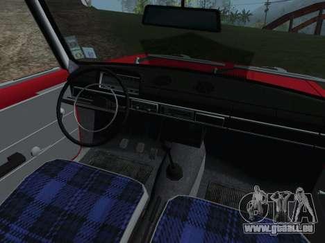 VAZ 2101 Convertible pour GTA San Andreas vue de droite