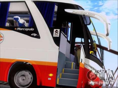 Marcopolo Paradiso 1200 Harapan Jaya für GTA San Andreas Seitenansicht