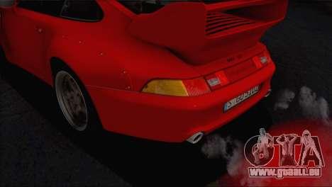 Porsche 911 GT2 (993) 1995 V1.0 EU Plate für GTA San Andreas Motor