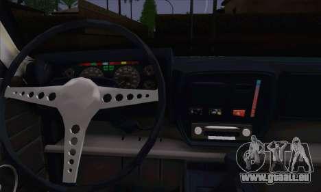 Peykan 1600i Limo pour GTA San Andreas vue de droite