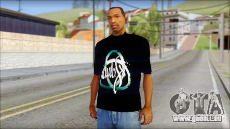 Dub Fx Fan T-Shirt v1 für GTA San Andreas