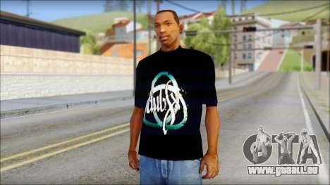 Dub Fx Fan T-Shirt v1 pour GTA San Andreas