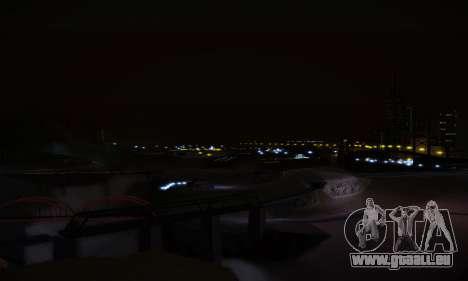 ENBSeries for low PC v2 fix pour GTA San Andreas cinquième écran