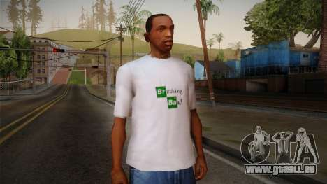 Breaking Bad Shirt pour GTA San Andreas
