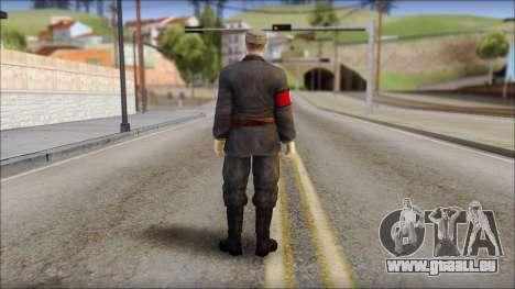 Kriegsmarine pour GTA San Andreas deuxième écran