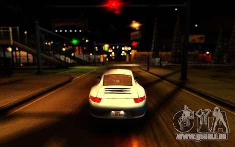SA_New ENB pour GTA San Andreas deuxième écran