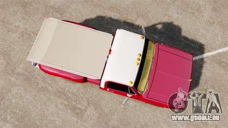 GMC 454 Pick-Up Up pour GTA 4 est un droit