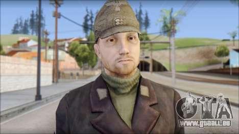 Kriegsmarine für GTA San Andreas dritten Screenshot