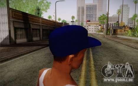 Penshoppe Cap pour GTA San Andreas deuxième écran