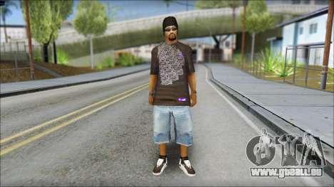 Street Gangster pour GTA San Andreas