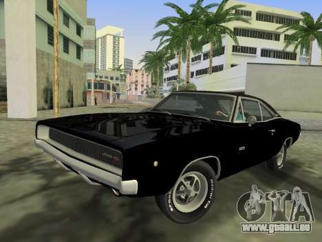 Dodge Charger RT 426 1968 für GTA Vice City