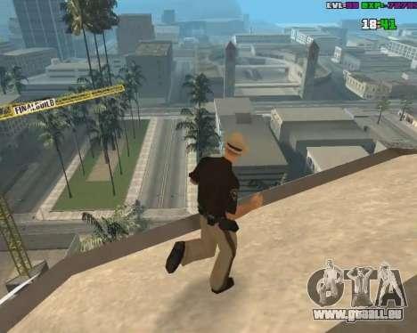 Click Warp pour GTA San Andreas
