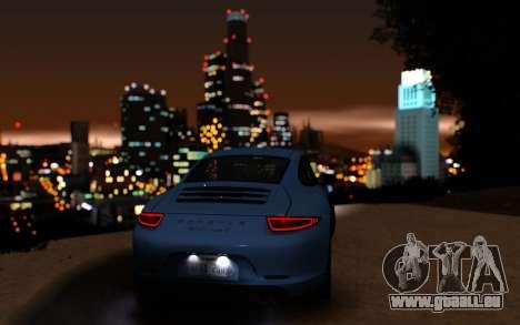 SA_New ENB pour GTA San Andreas quatrième écran
