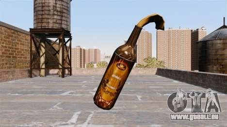Der Molotow-Cocktail-Bier Vector- für GTA 4