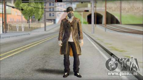 Aiden Pearce für GTA San Andreas
