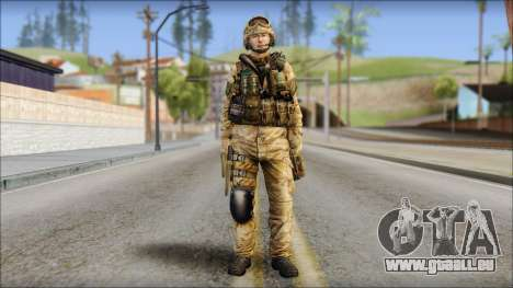 Desert UDT-SEAL ROK MC from Soldier Front 2 pour GTA San Andreas