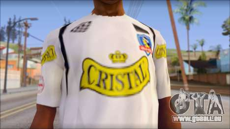 Colo Colo 09 T-Shirt pour GTA San Andreas troisième écran
