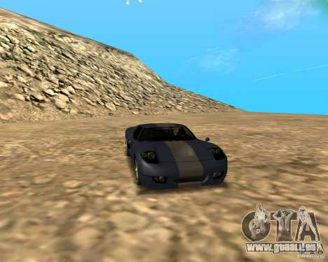 Surf and Fly pour GTA San Andreas