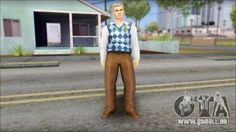 Derby from Bully Scholarship Edition für GTA San Andreas zweiten Screenshot