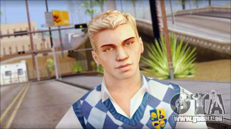 Derby from Bully Scholarship Edition pour GTA San Andreas