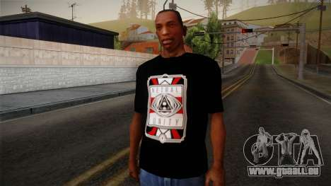 Netral T-Shirt für GTA San Andreas