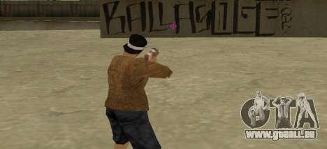 Nouvelle vue pour GTA San Andreas troisième écran