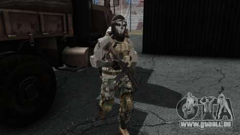 Army Ghost v1 pour GTA San Andreas