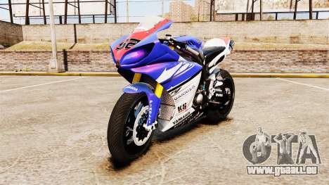 Yamaha YZF-R1 PJ1 für GTA 4
