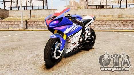 Yamaha YZF-R1 PJ1 pour GTA 4